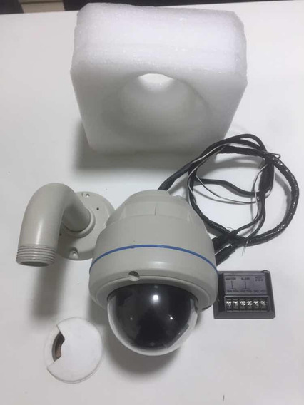 Camera Speeddome Sem Fonte