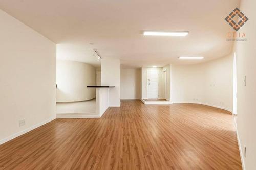 Imagem 1 de 22 de Apartamento Para Compra Com 3 Suítes E 2 Vagas Localizado Em Moema Índios - Ap52476