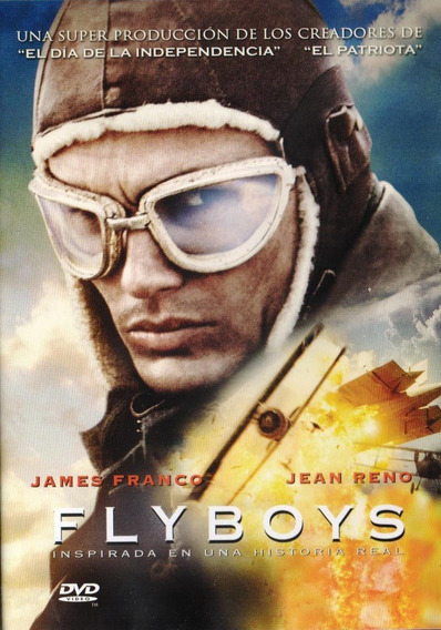 Flyboys Heroes Del Aire James Franco Pelicula Dvd
