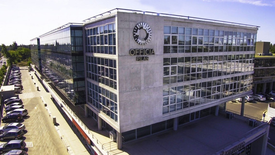 Oficina C/ Cochera - Complejo Officia Pilar Dueño Directo