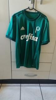 Camisa adidas Palmeiras Modelo Jogador Original Tamanho M