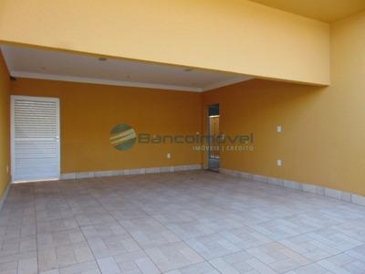 Casa Residencial Em Paulínia - Sp, João Aranha - Ca01707
