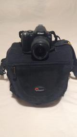 Câmera Nikon D40 Seminova