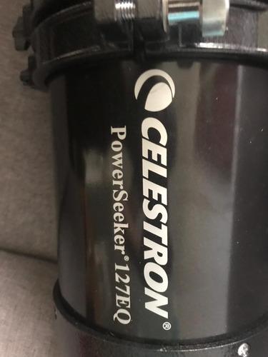 Telescopio Celestron Powerseerker 127eq 21049