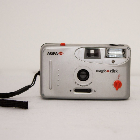 Camera Analógica Agfa Magic Clic - Ref. (021)