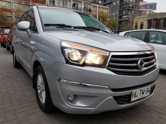 Ssangyong Stavic 2.0 Nst 2016