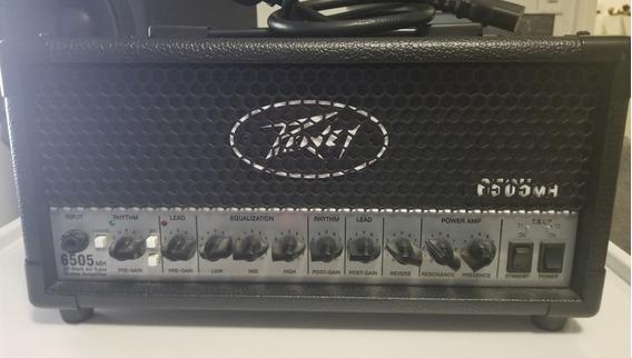 Amplificador Valvulado Peavey 6505 Mh Mini-head + Foot