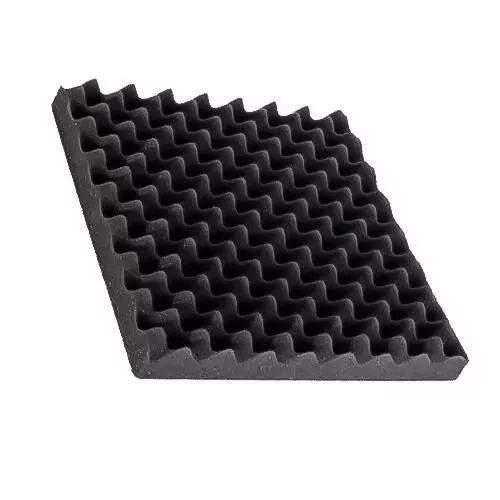 Espuma Acústica Kit C/ 50 Placas - 50cm X 50cm X 2cm
