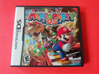 Mario Party Ds Nintendo Ds