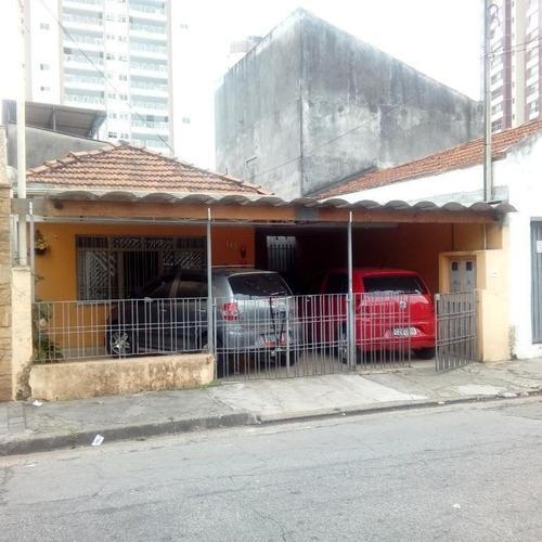 Terreno À Venda, 240 M² Por R$ 1.275.000,00 - Tatuapé - São Paulo/sp - Te0143