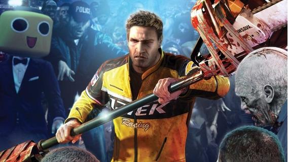 Jogo Dead Rising 2 Xbox360 Mídia Física