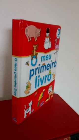 O Meu Primeiro Livro 3ª Edição 2011 Impala Brasil Editores