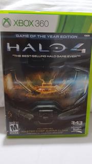 Halo 4: Game Of The Year Edition. Xbox 360 (nuevo-sin Sello)