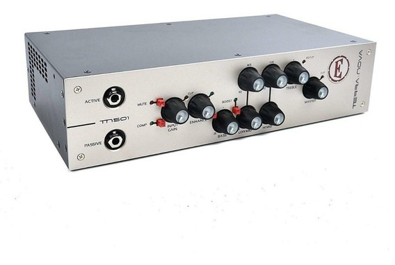 Amplificador Cabezal Para Bajo Eden Tn501 - 500w 4 Ohms