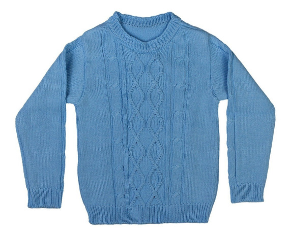 Suéter Infantil Masculino Trico Em Oferta. Poucas Unidades.