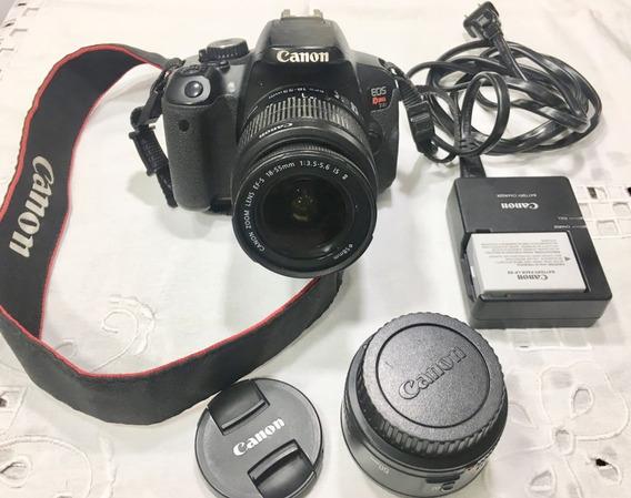 Camera Canon Eos T4i Super Nova