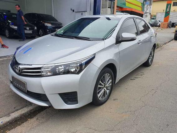 Toyota Corolla Gli18 Cvt