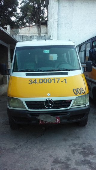 Mercedez Sprinter 313cdi Ano 2005