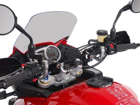 Suporte Gps Guidão Triumph Tiger 1200 Xc Explorer Sw-motech