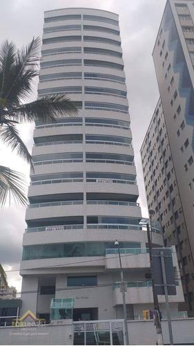 Imagem 1 de 29 de Apartamento Com 3 Dormitórios À Venda, 148 M² Por R$ 870.000,00 - Aviação - Praia Grande/sp - Ap2698