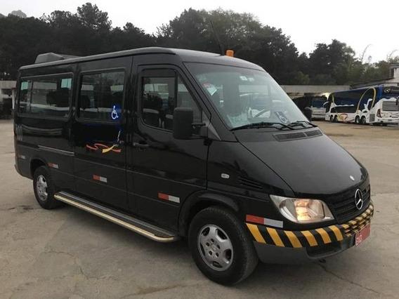 Van Sprinter 313 Executiva Seminova Só De Turismo Único Dono