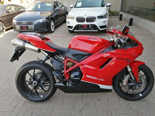 Imagem 1 de 10 de Ducati - 848 Evo - 2013