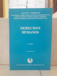 Derechos Humanos (s). Gordillo Gordo Flax López Alfonsín