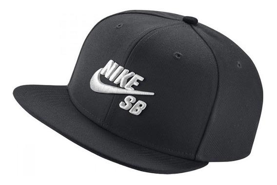 Gorra Cap Nike Sb Icon Pro Black 628683-013 (8684)