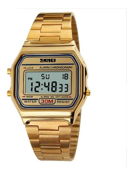 Relógio Skmei 1123 Digital Unisex Retro Estilo Vintage