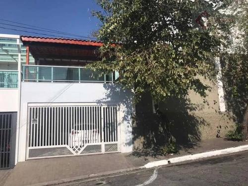 Sobrado Com 3 Dormitórios À Venda, 150 M² Por R$ 765.000,00 - Vila Lúcia - São Paulo/sp - So1174