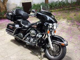 Harley Davidson Ultra Glide (10k Em Acessórios)