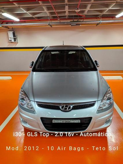 Hyundai I30 Gls Top De Linha