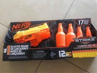 Pistola Nerf Alpha Strike