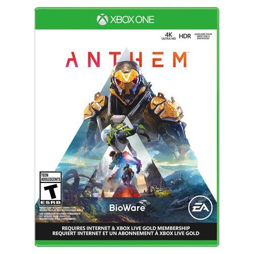 Anthem - Xbox One Midia Fisica