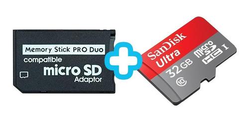 Memoria Psp 92 Juegos 32gb Chipeo Incluido Oferta 15$