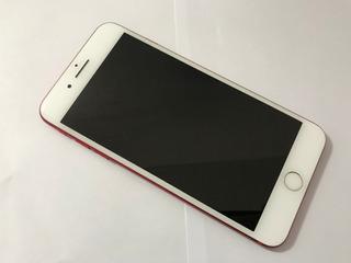iPhone 7 Plus 128gb Red Promoção 12x Sem Juros Usado Perfeit