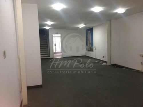 Imagem 1 de 30 de Salão Para Aluguel Em Centro - Sl034028