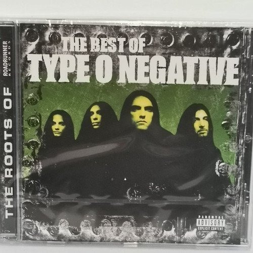 Type O Negative The Best Of Europeo Cd [nuevo]