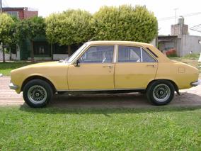 Peugeot 504, 1972 (todo En Regla)