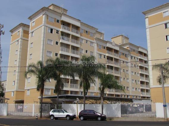Apartamento À Venda, 3 Quartos, 1 Vaga, Vila Omar - Americana/sp - 60