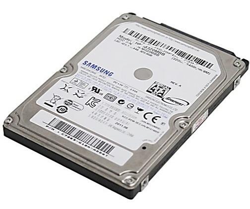 Disco Duro Laptop, Canaimas, Canaimitas, Samsung 320gb
