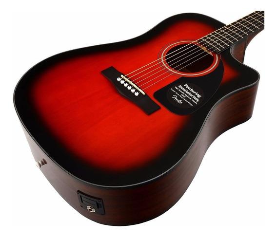 Guitarra Electroacústica Fender Cd60 Ce.v2 C/fishman Envíos
