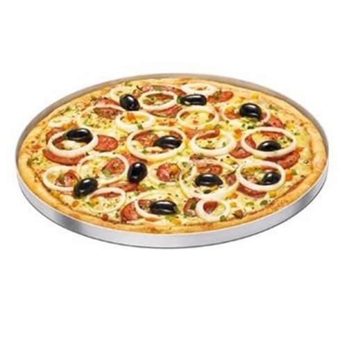 Forma Circular Prático Assar Salgados Forno Festa Mini Pizz¿