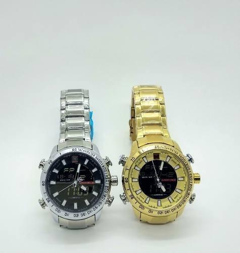 Relógio Original Naviforce Executivo Masculino