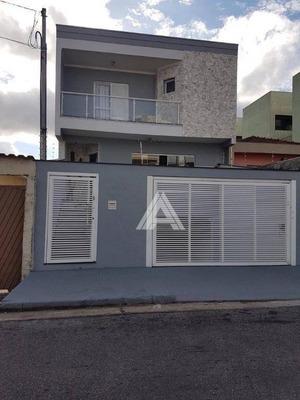 Sobrado Com 4 Dormitórios À Venda, 360 M² Por R$ 1.350.000 - Campestre - Santo André/sp - So6929
