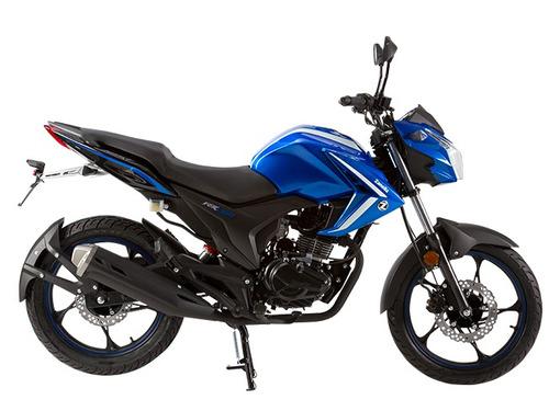 Imagen 1 de 15 de Zanella Rx 200 Next 200cc  0 Km 0km Azul Nexx 999 Motos
