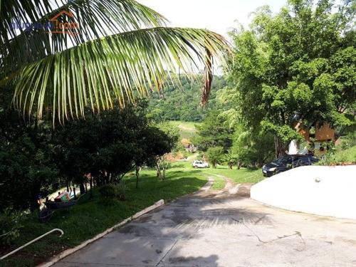 Chácara À Venda, 5000 M² Por R$ 800.000,00 - Canaã - Jambeiro/sp - Ch0142