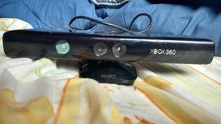 Sensor Kinect, Muy Poco Uso, Como Nueva!