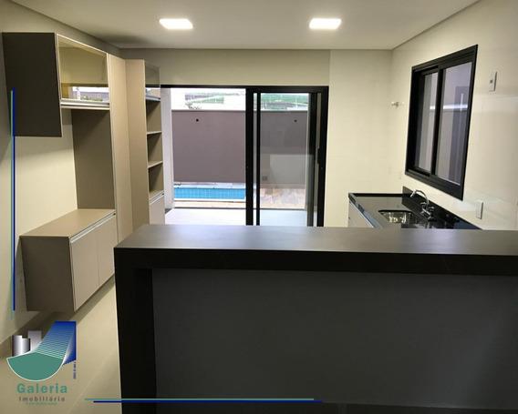 Casa Em Condomínio Em Ribeirão Preto À Venda - Cc00461 - 33670373