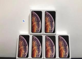 iPhone Xs Max 256 Gb Gold Novo Lacrado Leiam O Anuncio !!!